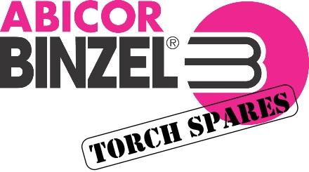 Binzel Torch Spares