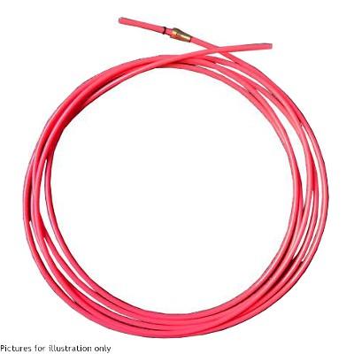 Red Teflon Liner