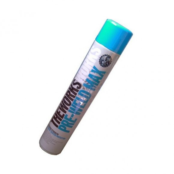 THE WORKS PRE-WELD MAX ANTI SPATTER SPRAY